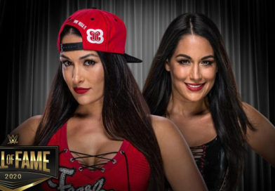 Brie & Nikki Bella to be inducted into WWE Hall of Fame
