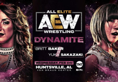 AEW Dynamite February 5th 2020 Preview
