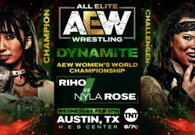 AEW Dynamite February 12th 2020 Preview