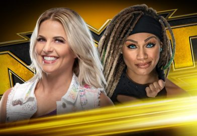 WWE.com NXT March 25th 2020 Preview Candice LeRae Vs Kayden Carter