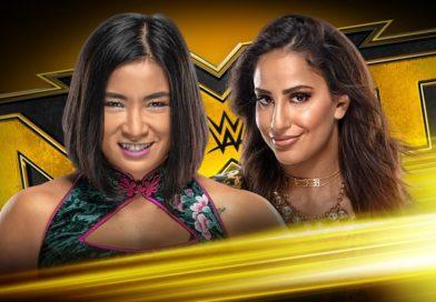 WWE.com NXT March 25th 2020 Preview Xia Li Vs Aliyah