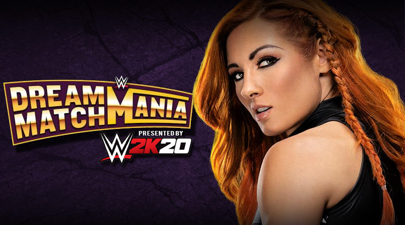 WWE and 2K to air 'Dream Match Mania' Simulations on WWE Network