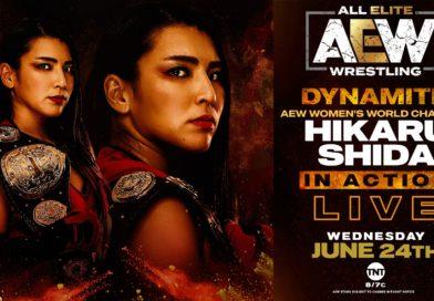 Results: AEW Dark 23/06/20 & Dynamite 24/06