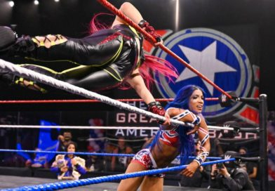 Results: NXT The Great American Bash Night One 01/07/20 – Banks Vs Shirai; Fatal Four Way Contendership Match