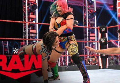 RAW RECAP 06/07/20: Returns and Invasions – Bayley Vs Asuka, Banks Vs Sane