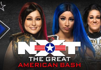 NXT The Great American Bash: Sasha Banks Vs Io Shirai Preview