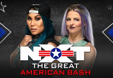 NXT The Great American Bash: Mia Yim Vs Candice LeRae Street Fight Preview
