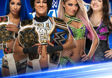 WWE.com Friday Night SmackDown July 10th 2020 Preview