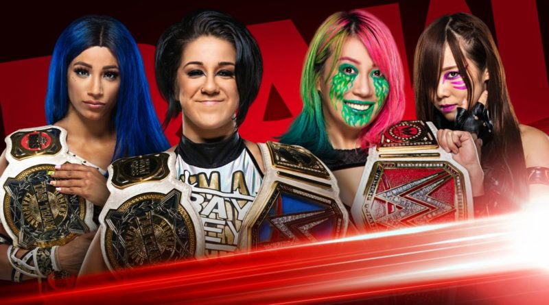 WWE.com Monday Night RAW July 13th 2020 Preview