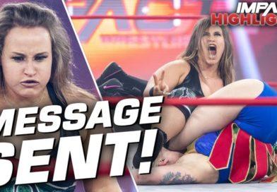 Results: Impact Wrestling 07/07/20 – Rosemary/Valkyrie Vs Rae/Suzie, Grace Vs Lee