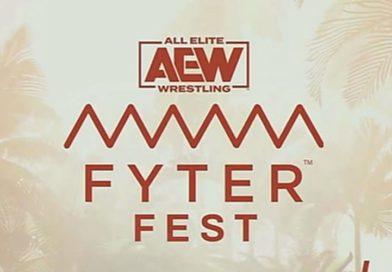 Results: AEW Dark 30/06 & AEW Dynamite – Fyter Fest Night One 01/07/20