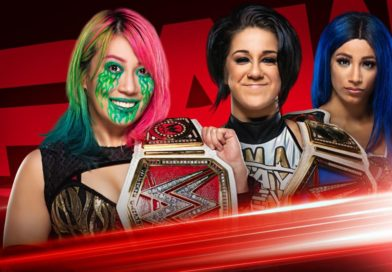 WWE.com Monday Night RAW July 6th 2020 Preview