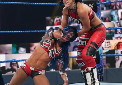 Results: WWE Smackdown 04/09/20: Women's Tag Team Championships: Bayley/Banks Vs Jax/Baszler