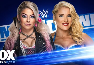 WWE.com Friday Night SmackDown September 25th 2020 Preview