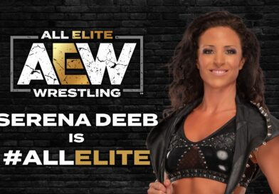 AEW Announces Signing of Former WWE Superstar & Performance Center Coach Serena Deeb