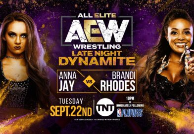 AEW Late Night Dynamite September 22nd 2020 Preview