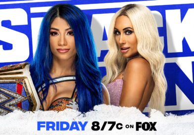 WWE.com Friday Night SmackDown December 11th 2020 Preview