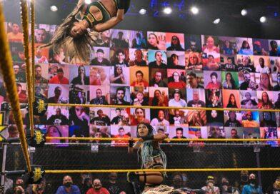 Results: NXT 20/01/21 – Women's Dusty Tag Team Classic: Martinez/Storm Vs Carter/Catanzaro