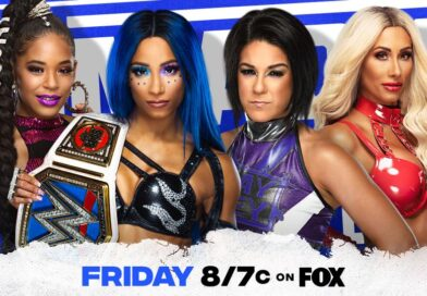 WWE.com Friday Night SmackDown January 1st 2021 Preview