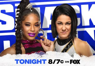 WWE.com Friday Night SmackDown January 22nd 2021 Preview