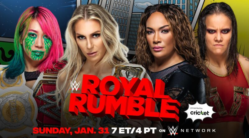 Women's Tag Team Championship Match set for Royal Rumble PPV